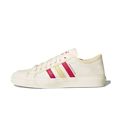 Wales Bonner X adidas Nizza Low 'Cream White' productafbeelding