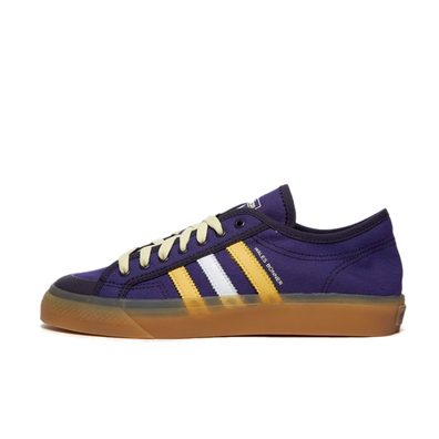 Wales Bonner X adidas Nizza Low 'Unity Purple' productafbeelding