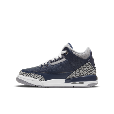 Air Jordan 3 GS 'Midnight Navy' productafbeelding