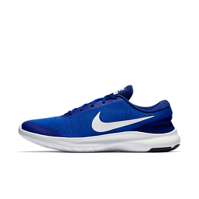 Nike Flex Experience Rn 7 Hyper Royal White productafbeelding