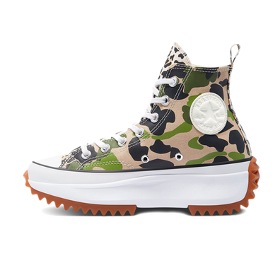 Converse Run Star Hike Archive prints 'Camo' productafbeelding