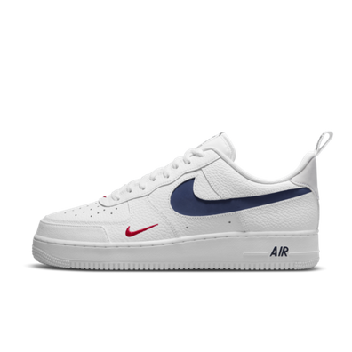 Nike Air Force 1 LV8 'Midnight Navy Swoosh' productafbeelding