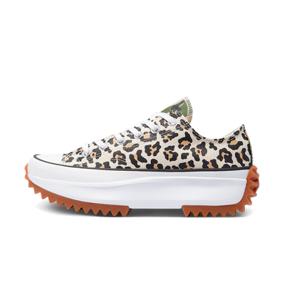 Converse Run Star Hike Low Archive prints 'Leopard' productafbeelding