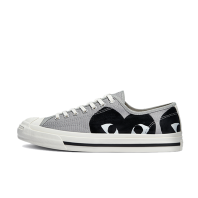 Comme Des Garcons X Converse Jack Purcell Ox 'Black' productafbeelding