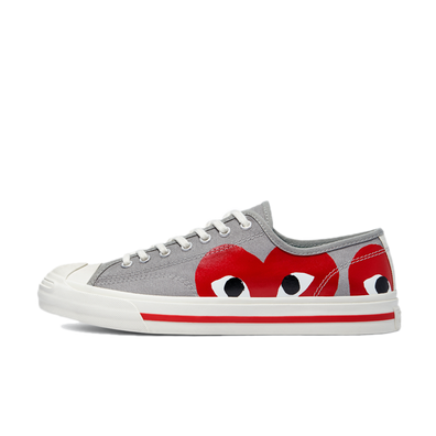 Comme Des Garcons X Converse Jack Purcell Ox 'Red' productafbeelding