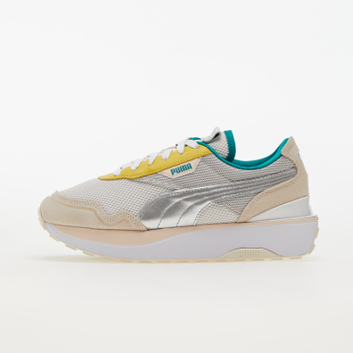 Puma Cruise Rider OQ Wn s Eggnog-Puma Silver-Cold Pink productafbeelding