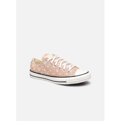 Canvas Broderie Chuck Taylor All Star Low Top productafbeelding