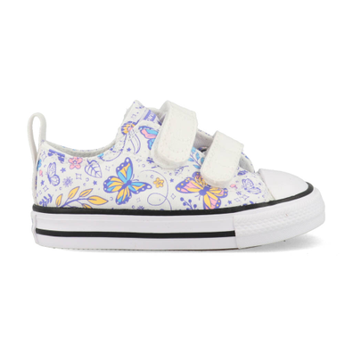 Butterfly Easy-On Chuck Taylor All Star Low Top voor peuters productafbeelding