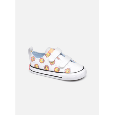 Sun Graphic Easy-On Chuck Taylor All Star Low Top voor peuters productafbeelding