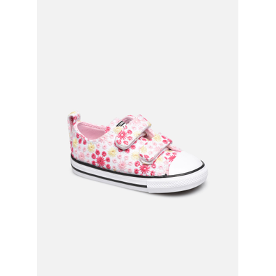 Canvas Broderie Easy-On Chuck Taylor All Star Low Top voor peuters productafbeelding