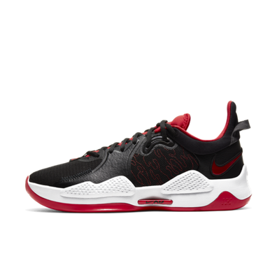 Nike PG 5 'Bred' productafbeelding