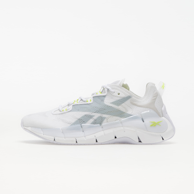 Reebok Zig Kinetica II Ftw White/ Pure Grey 2/ Active Yellow productafbeelding