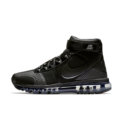 Nike Air Max 360 Hi Kim Jones 'Black' productafbeelding