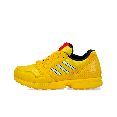 Lego X adidas ZX8000 Junior 'Yellow' productafbeelding