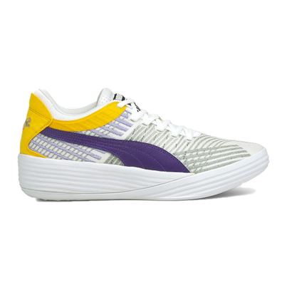 Puma Clyde All-Pro Low Lakers productafbeelding