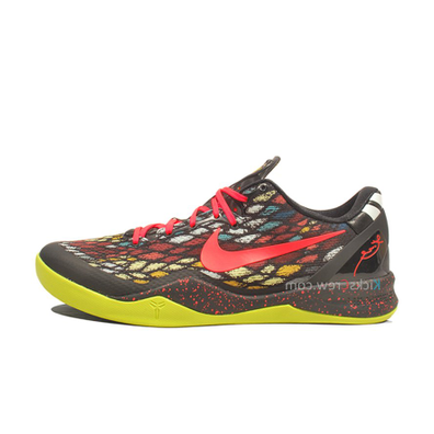 Nike Kobe 8 System GC Christmas 2012 Solid Outsole (Asia Release) productafbeelding
