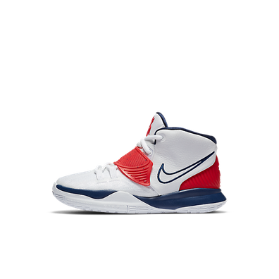 Nike Kyrie 6 USA White (PS) productafbeelding