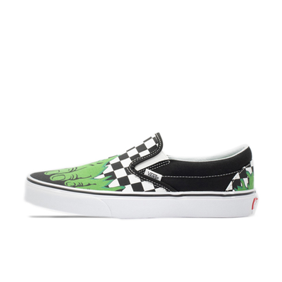"Vans x Marvel Classic Slip-On ""Hulk"" productafbeelding"