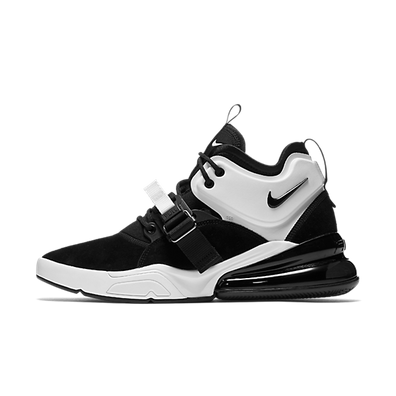 Nike Air Force 270 'Black & White' productafbeelding