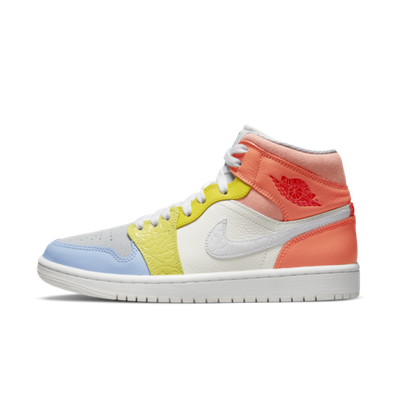 Air Jordan 1 Mid 'To My First Coach' productafbeelding