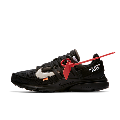 Off-White x Nike Air Presto 'Black' productafbeelding