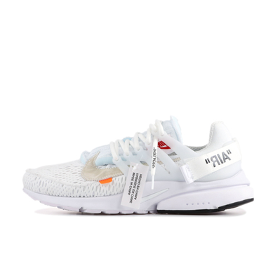 Off-White x Nike Air Presto 'White' productafbeelding