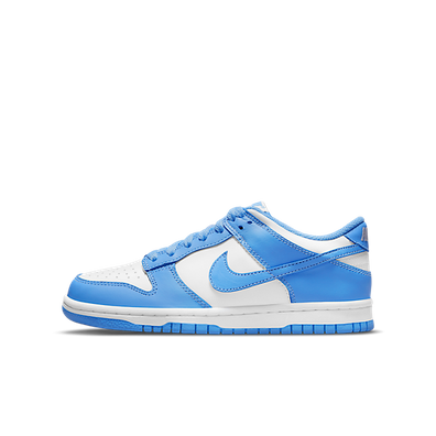 Nike Dunk Low GS 'University Blue' productafbeelding