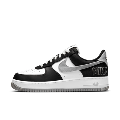 Nike Air Force 1 EMB 'Black & White' productafbeelding
