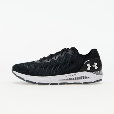 Under Armour HOVR Sonic 4 Black/ White/ White productafbeelding