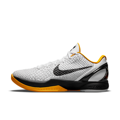 Kobe 6 Protro Playoff Pack White Del Sol productafbeelding