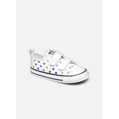 Archive Foil Easy-On Chuck Taylor All Star Low Top voor peuters productafbeelding