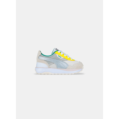 Puma Cruise Rider OQ Eggnog Silver Cloud Pink PS  productafbeelding