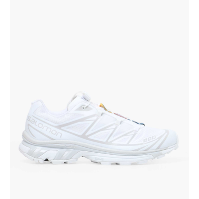 Salomon XT-6 White White Lunar Rock productafbeelding
