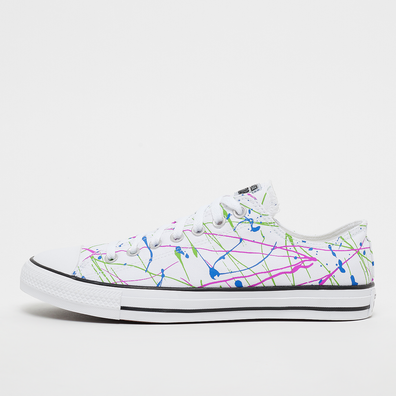 Archive Paint Splatter Chuck Taylor All Star Low Top productafbeelding