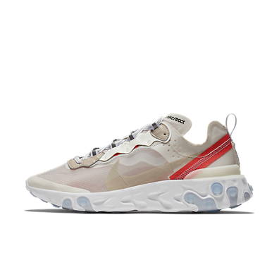 Nike React Element 87 'White' productafbeelding