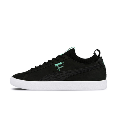 PUMA Clyde Sock Lo Diamond 'Black/White' productafbeelding