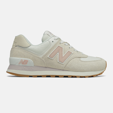 New Balance 574 - Sea Salt with Rose Water productafbeelding