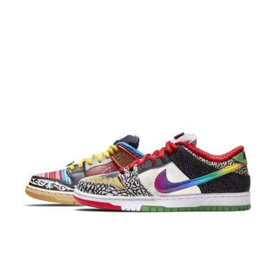 Paul Rodriguez X Nike SB Dunk Low 'What The P-Rod' productafbeelding