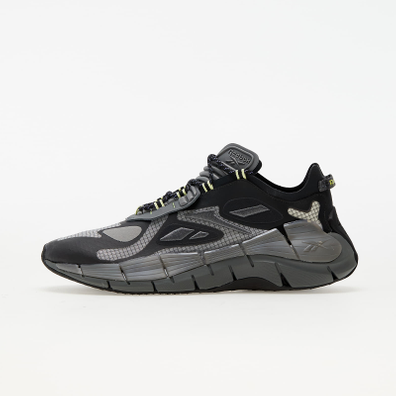 Reebok Zig Kinetica II Con Trek Grey/ Essential Grey/ Semi Yellow Flare productafbeelding