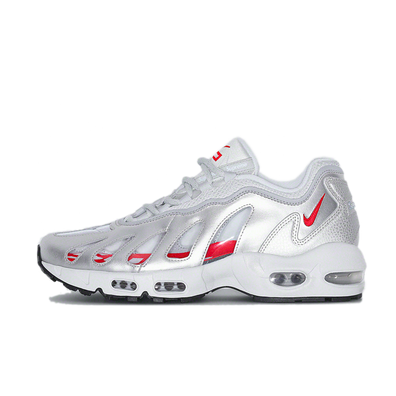 Supreme X Nike Air Max 96 'Silver' productafbeelding