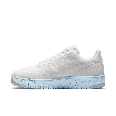 Nike Air Force 1 Crater FlyKnit 'Pure Platinum' productafbeelding