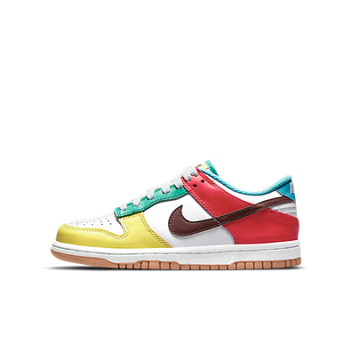 Nike Dunk Low GS 'Free 99' - White productafbeelding