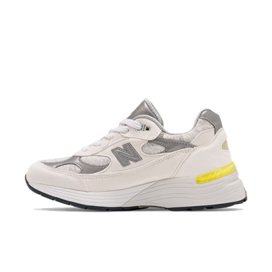 """New Balance W992 FC White/Cyclone """"Made in USA"""" productafbeelding"""