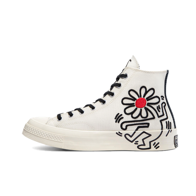 Keith Haring X Converse Chuck Taylor 'White' productafbeelding