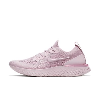 Nike WMNS Epic React Flyknit 'Pearl Pink' productafbeelding