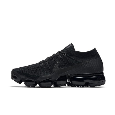 Nike Air Vapormax Flyknit Triple Black 2.0 productafbeelding