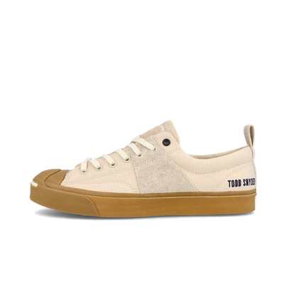 Todd Snyder X Converse Jack Purcell Low 'Egret' productafbeelding