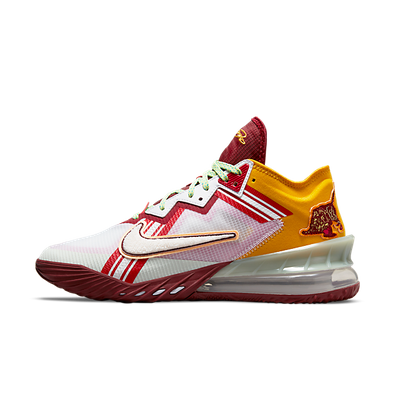 Nike LeBron 18 Low Mimi Plange Higher Learning productafbeelding