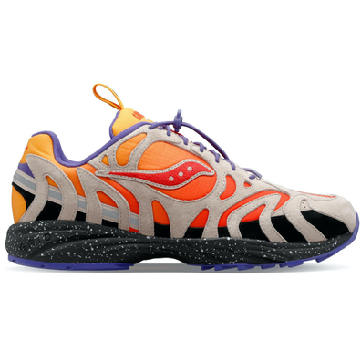 Saucony Grid Azura Astrotrail Pack Fire productafbeelding