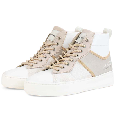 Mid Court Light Lily 'Off White' productafbeelding